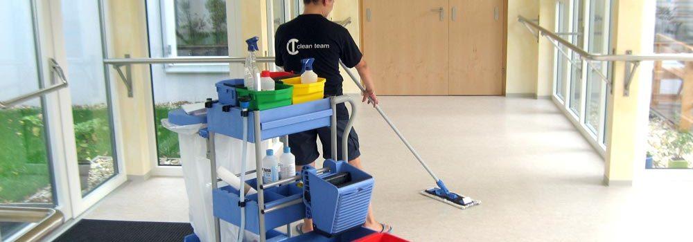 Hausbetreuung Wien Clean Team